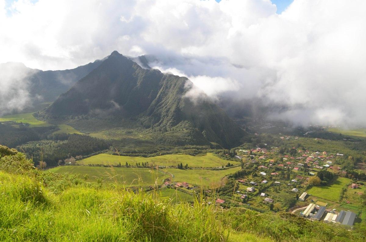 Village plaine des palmistes Ile de la Réunion