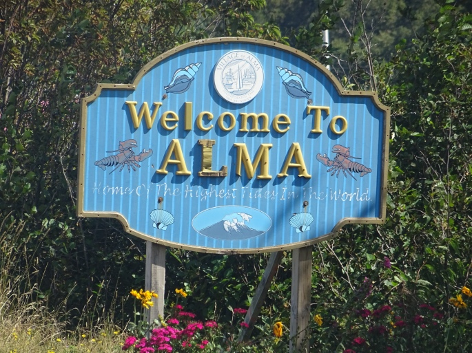 Alma new brunswick