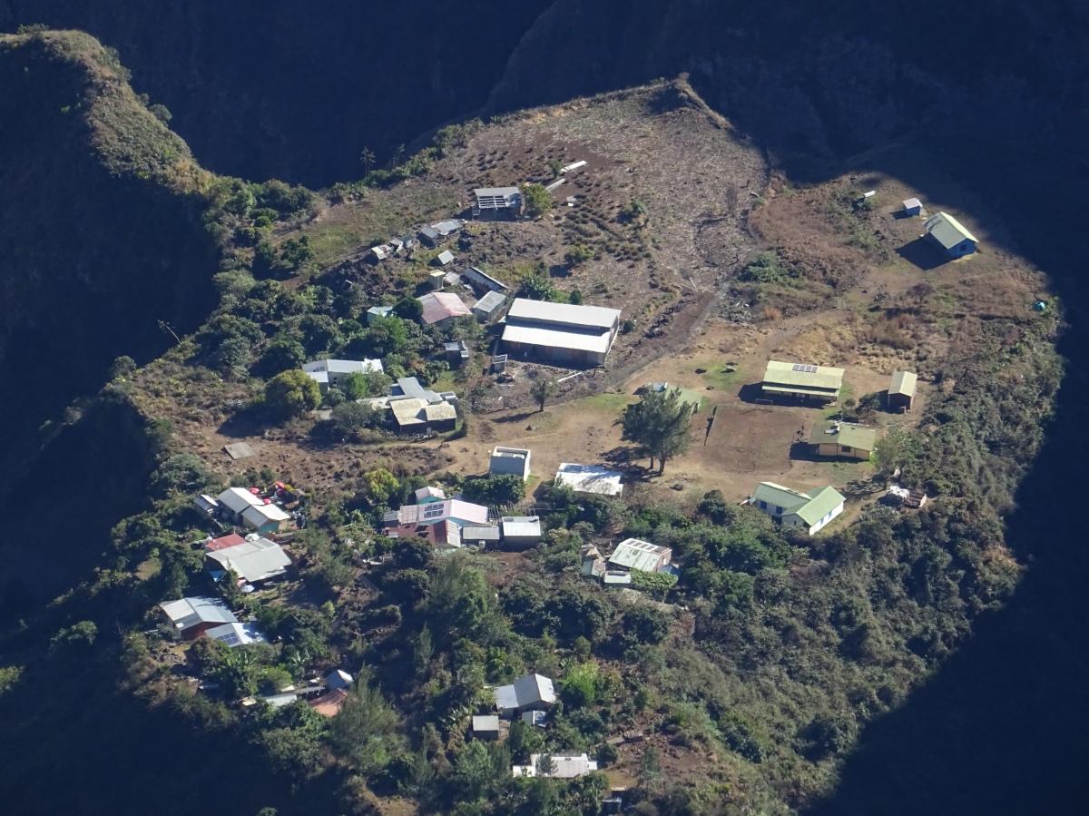 Ilet des Orangers, Mafate, Ile de la Réunion