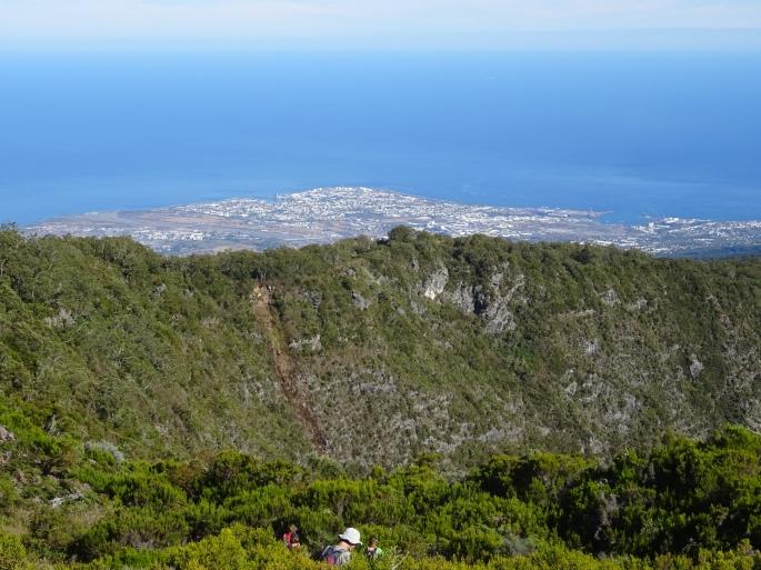 Randonnée Ile de la Réunion Ilet Alcide depuis le Maido vue sur le cirque de Mafate paysages à voir