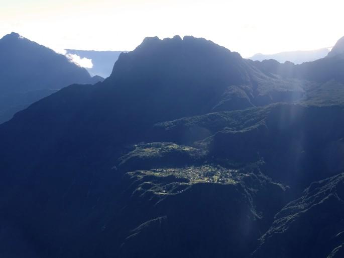 Randonnée La Nouvelle, Mafate, Ile de la Réunion