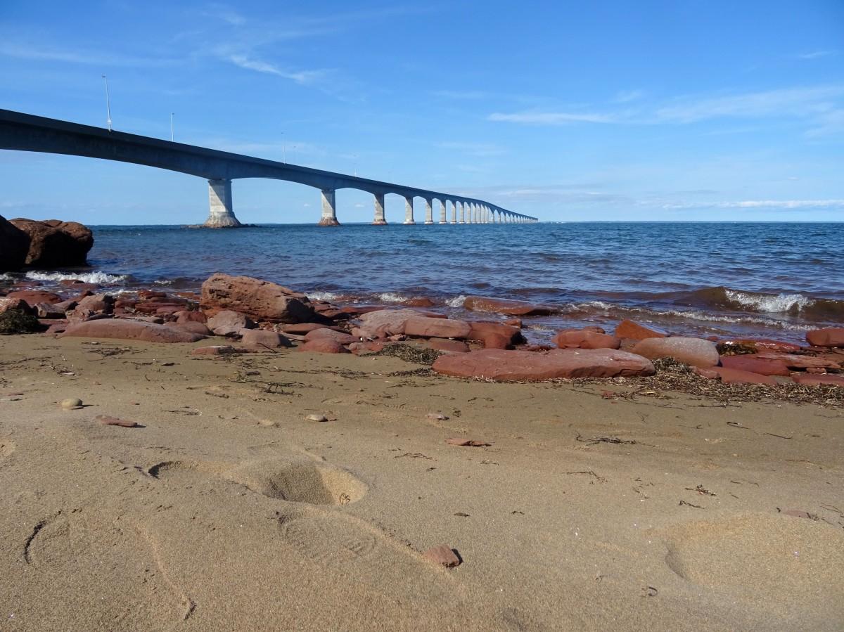 Cap Jourimain Pont de la Confédération Ile du Prince édouard Canada road trip itinéraire