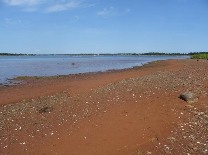 Plage Canada en été Ile du prince edouard green park provincial park road trip itinéraire