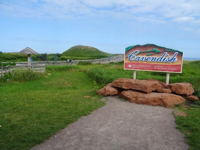 Canada ile du prince edouard plage Cavendish itinéraire road trip
