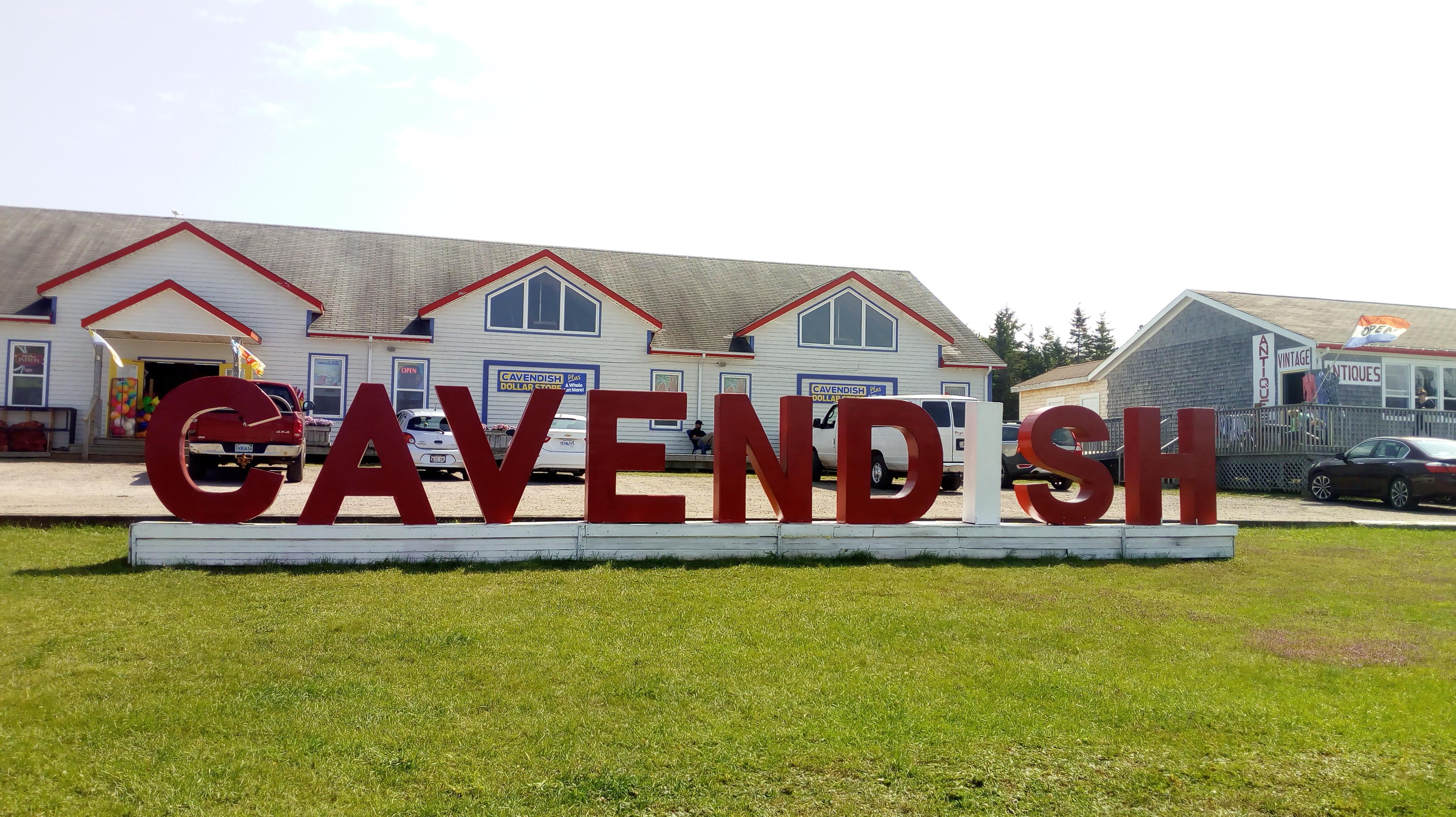 Cavendish itinéraire road trip ile du prince edouard une semaine est canadien
