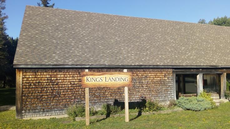 Kings landing nouveau brunswick canada road trip