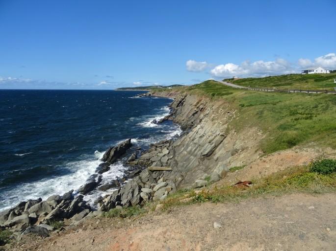 Cabot trail Cape Breton Nouvelle écosse itinéraire road trip est canadien