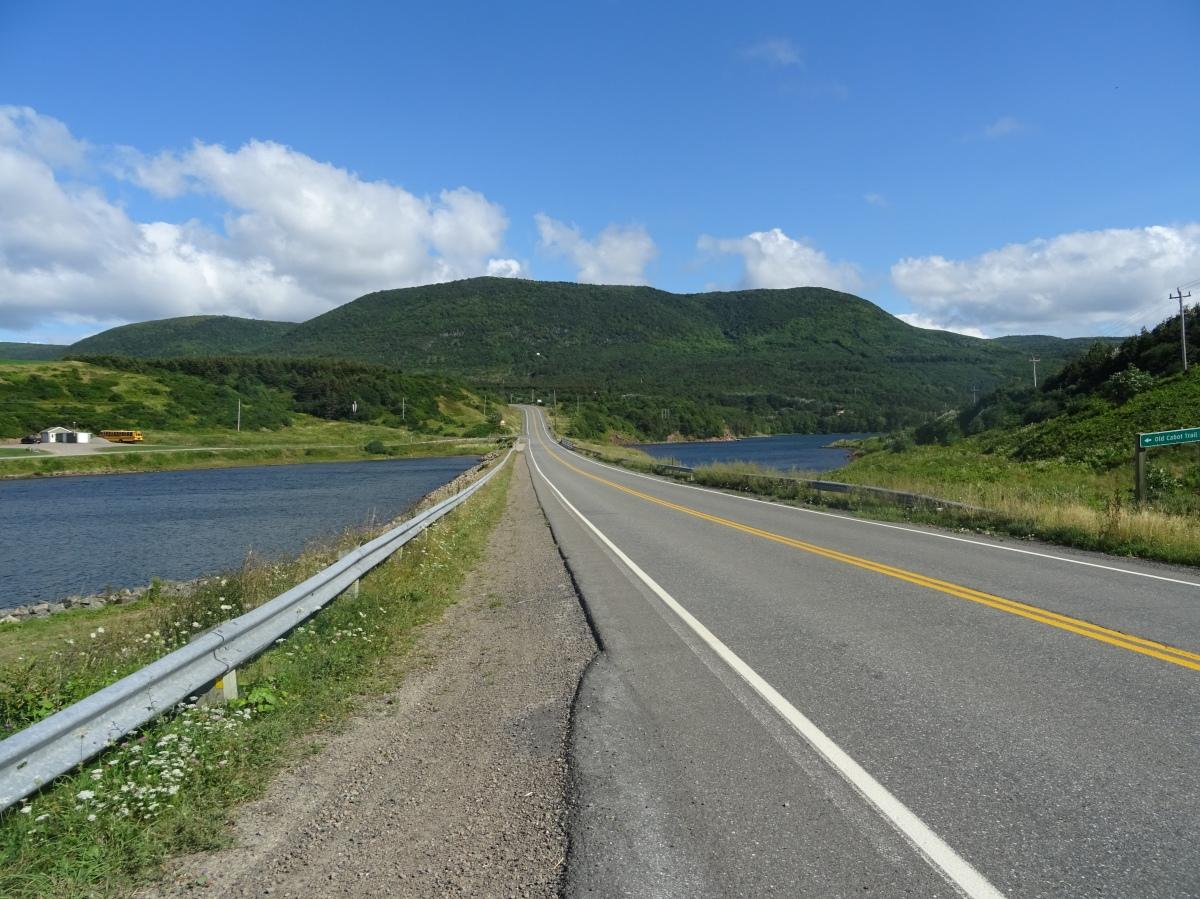 Cap Breton Nouvelle écosse itinéraire road trip est canadien