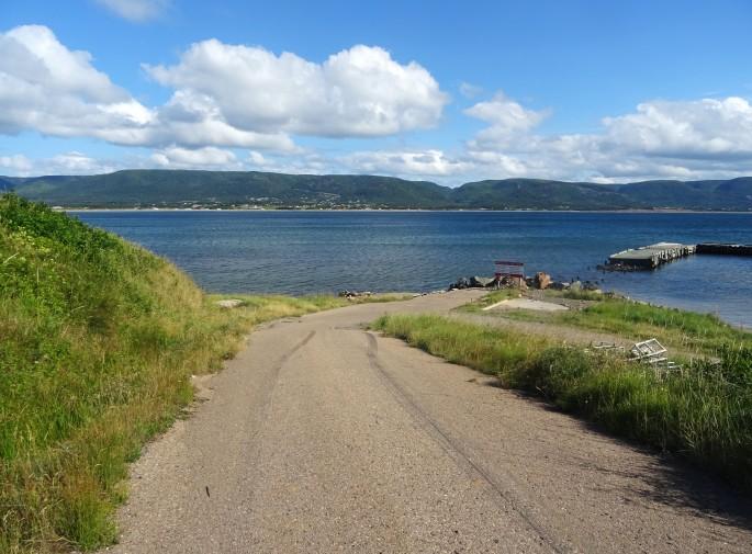 Ile de Chéticamp , Cap Breton Nouvelle écosse itinéraire road trip est canadien