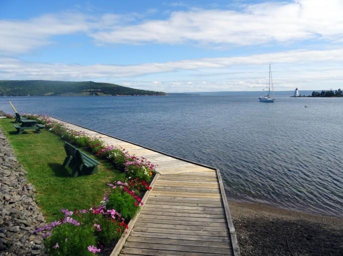 Itinéraire road trip est canadien Nouvelle écosse Cap Breton Baddeck