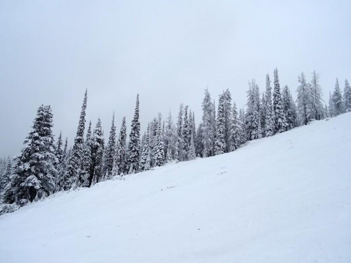 Big White Ski Resort, Colombie Britannique, PVT Canada