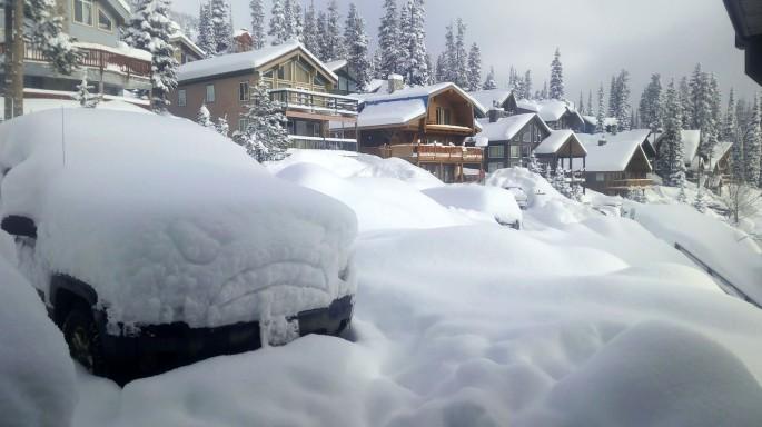 PVT Canada : Travail saisonnier en station de ski, Big White Ski Resort, Colombie Britannique