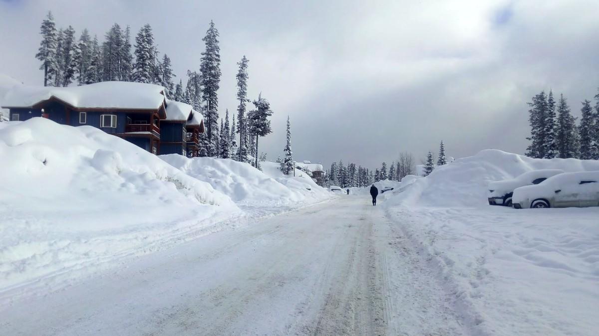 PVT Canada en Colombie britannique : mon expérience avec un emploi saisonnier en station de ski