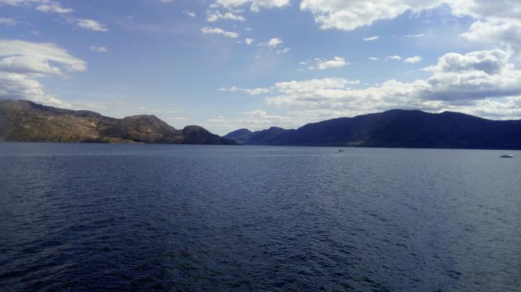 Peachland, lac okanagan Kelowna British columbia Canada