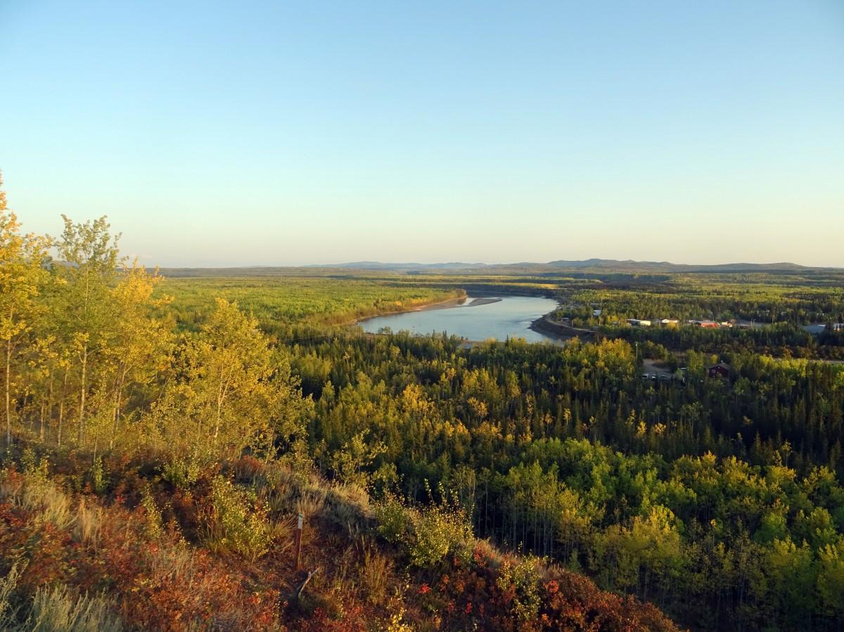 Road trip au Yukon