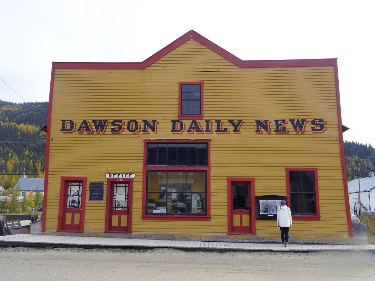 Dawson city, Yukon, Canada