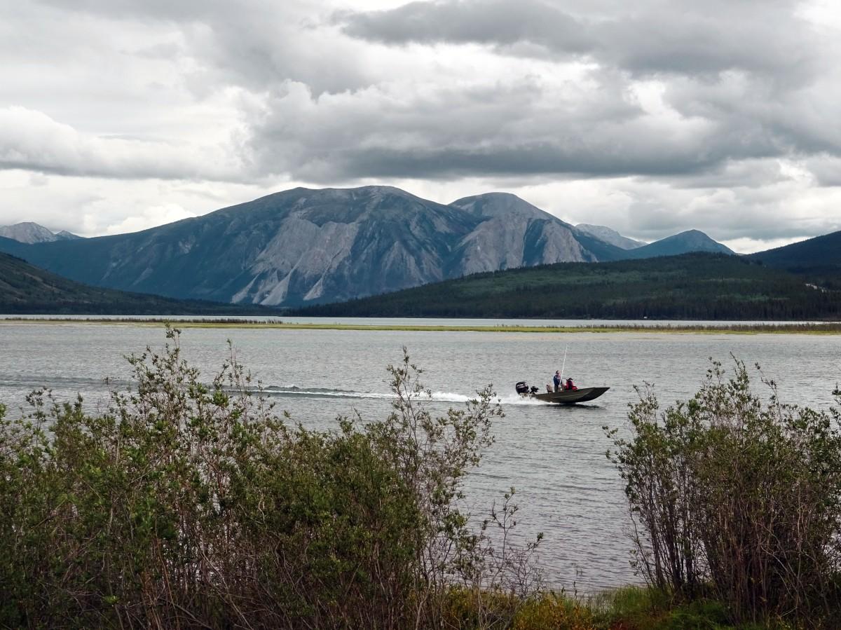 Lac Bennett, Carcross, Yukon, Canada