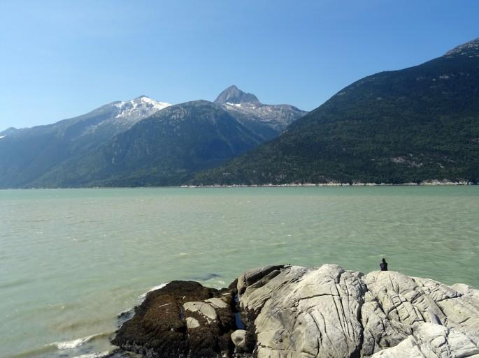 Skagway, Alaska : au pied de l'Océan Pacifique