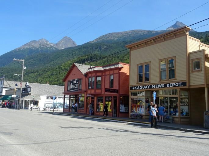Village de Skagway, Alaska