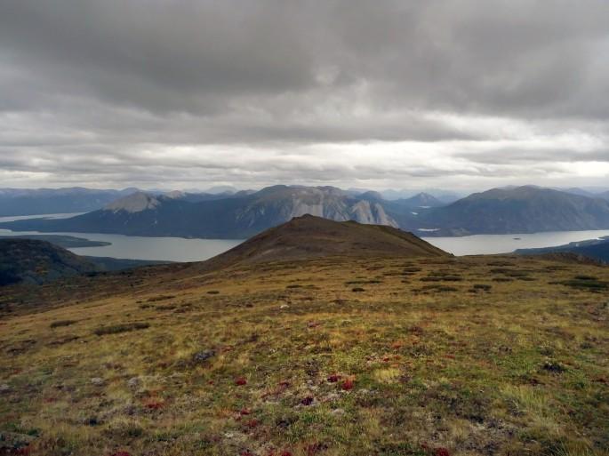 Naires Mountain : Randonnée à Carcross, Yukon, Canada