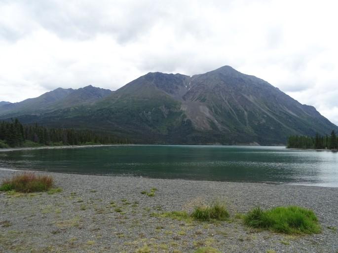 Kathleen lake, Kluane national park, Yukon, Canada