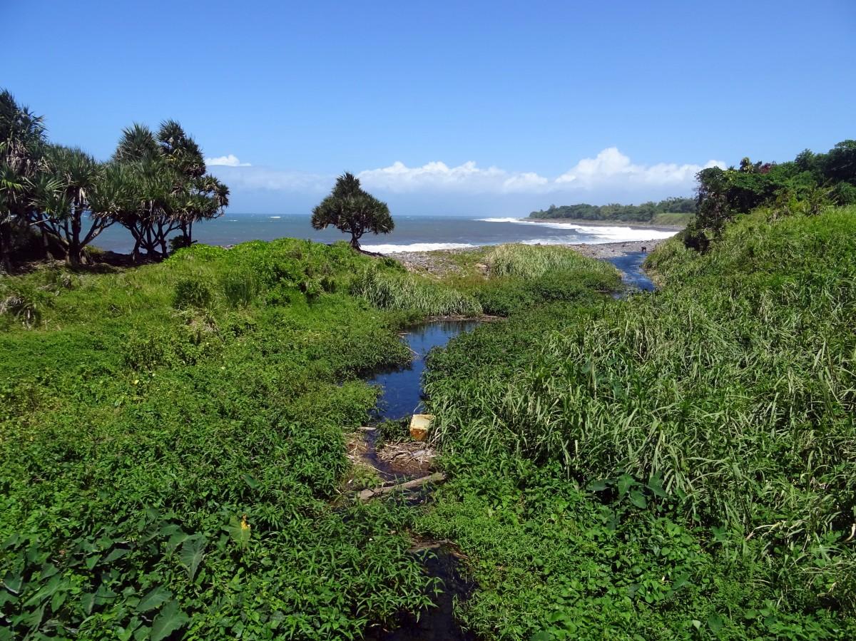 Saint-Benoit, Ile de la Réunion