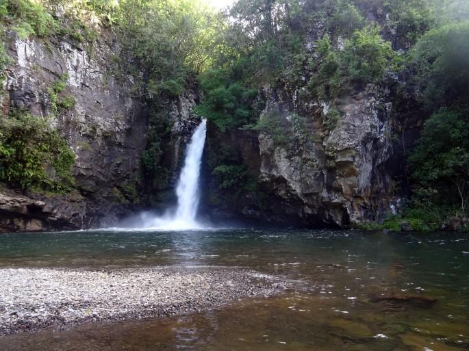 Cascade Pichon, Saint-andré, Ile de la Réunion