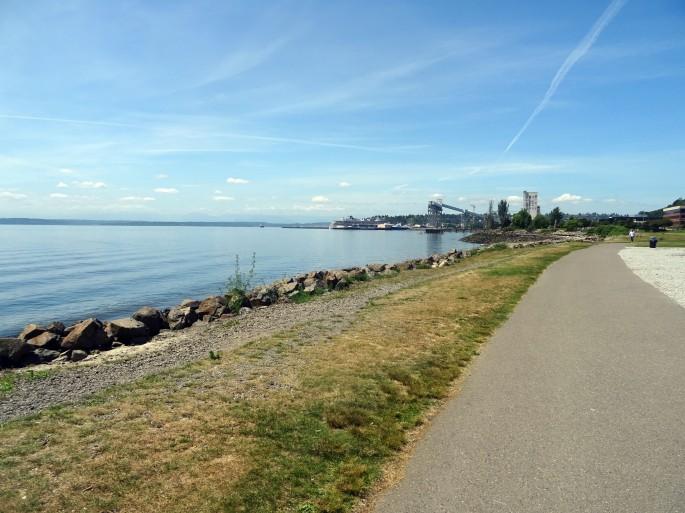 Centennial park Seattle
