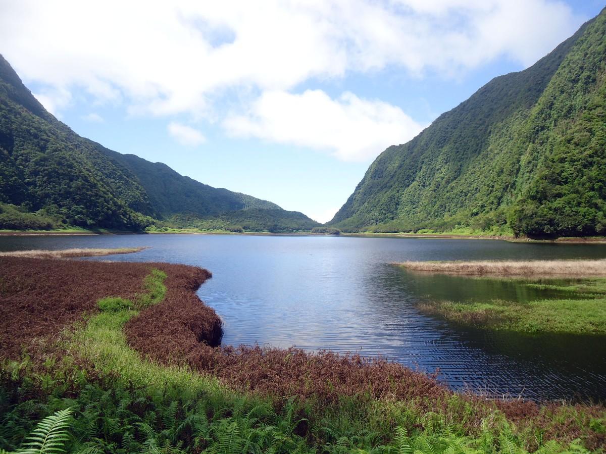 Randonnée au Grand étang, Saint-benoit, Ile de la Réunion