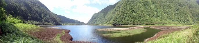 Randonnée à Grand étang, Saint-Benoit, Ile de la Réunion