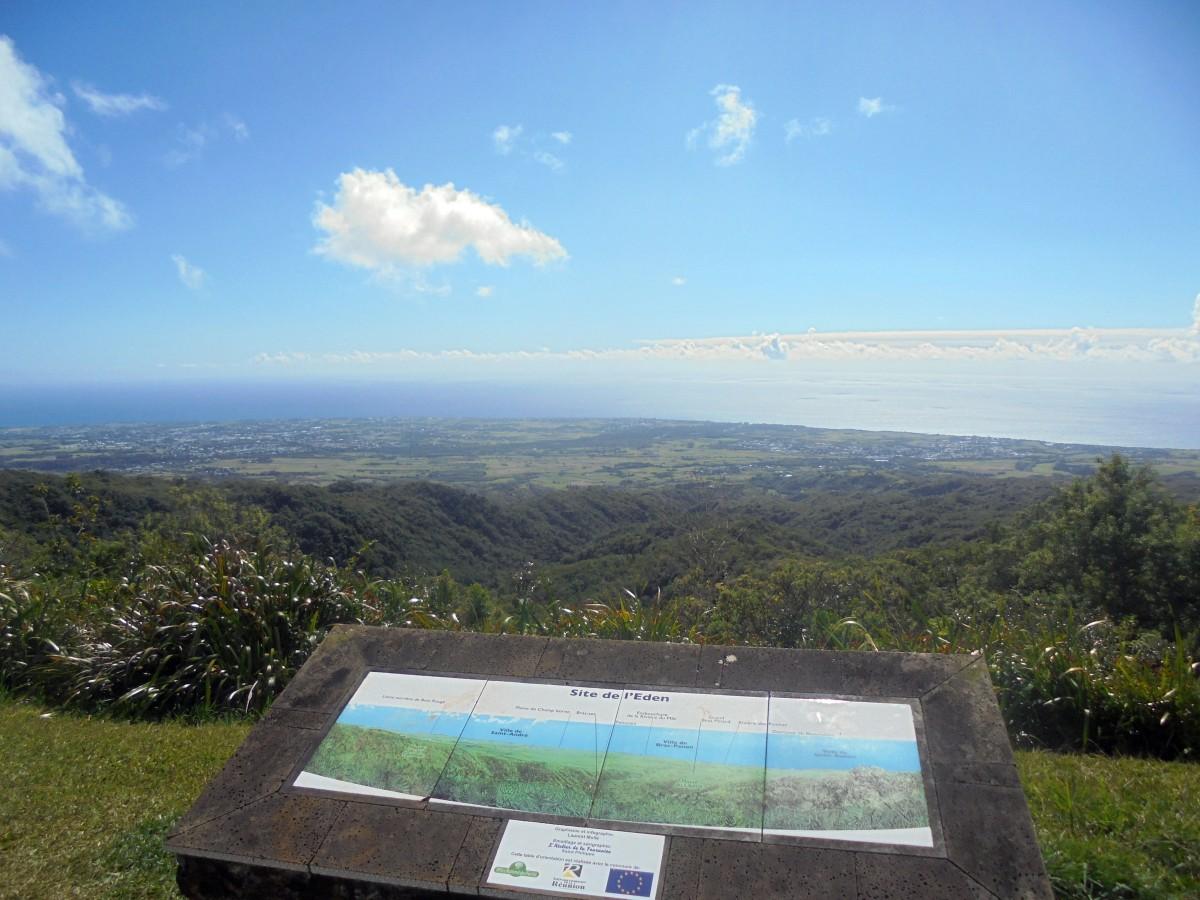 Belvédère de l'Eden, Bras-Panon, Ile de la Réunion