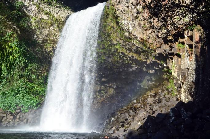 Le Bassin la Paix à Saint-benoit, Ile de la Réunion