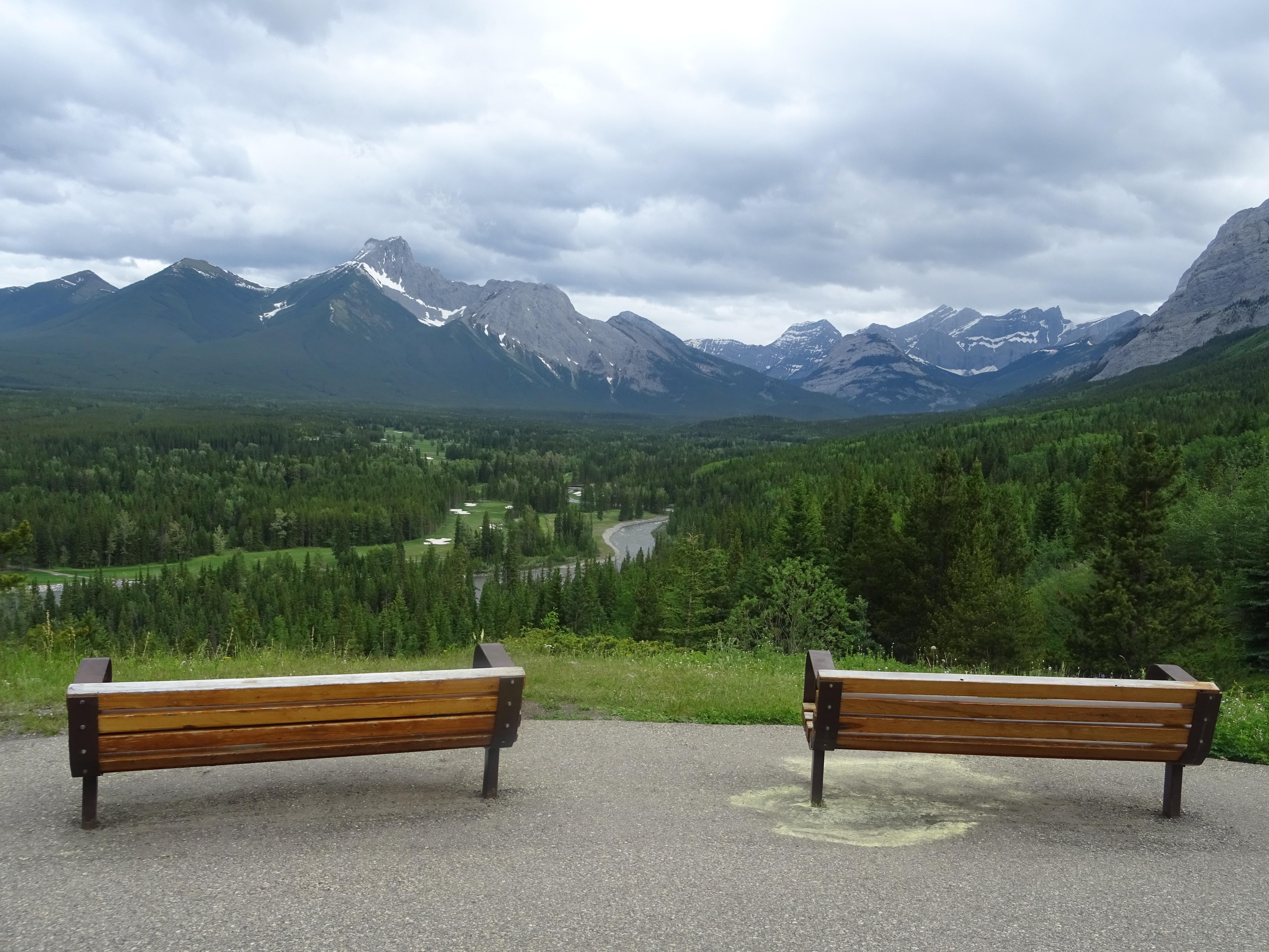 Village Rim Trail, Kananaskis, Alberta, Canada