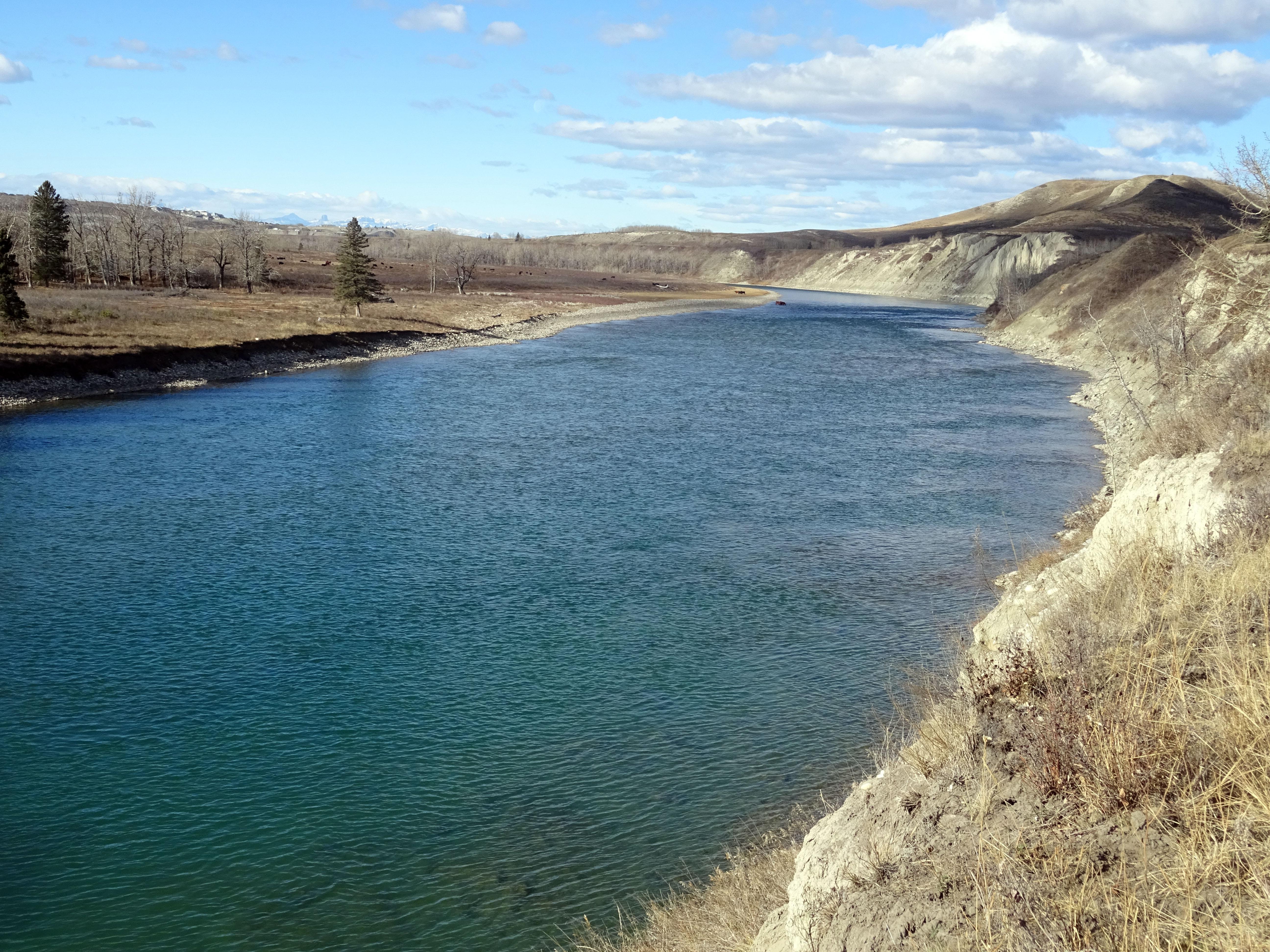 Parc provincial glenvow ranch, Alberta, Canada