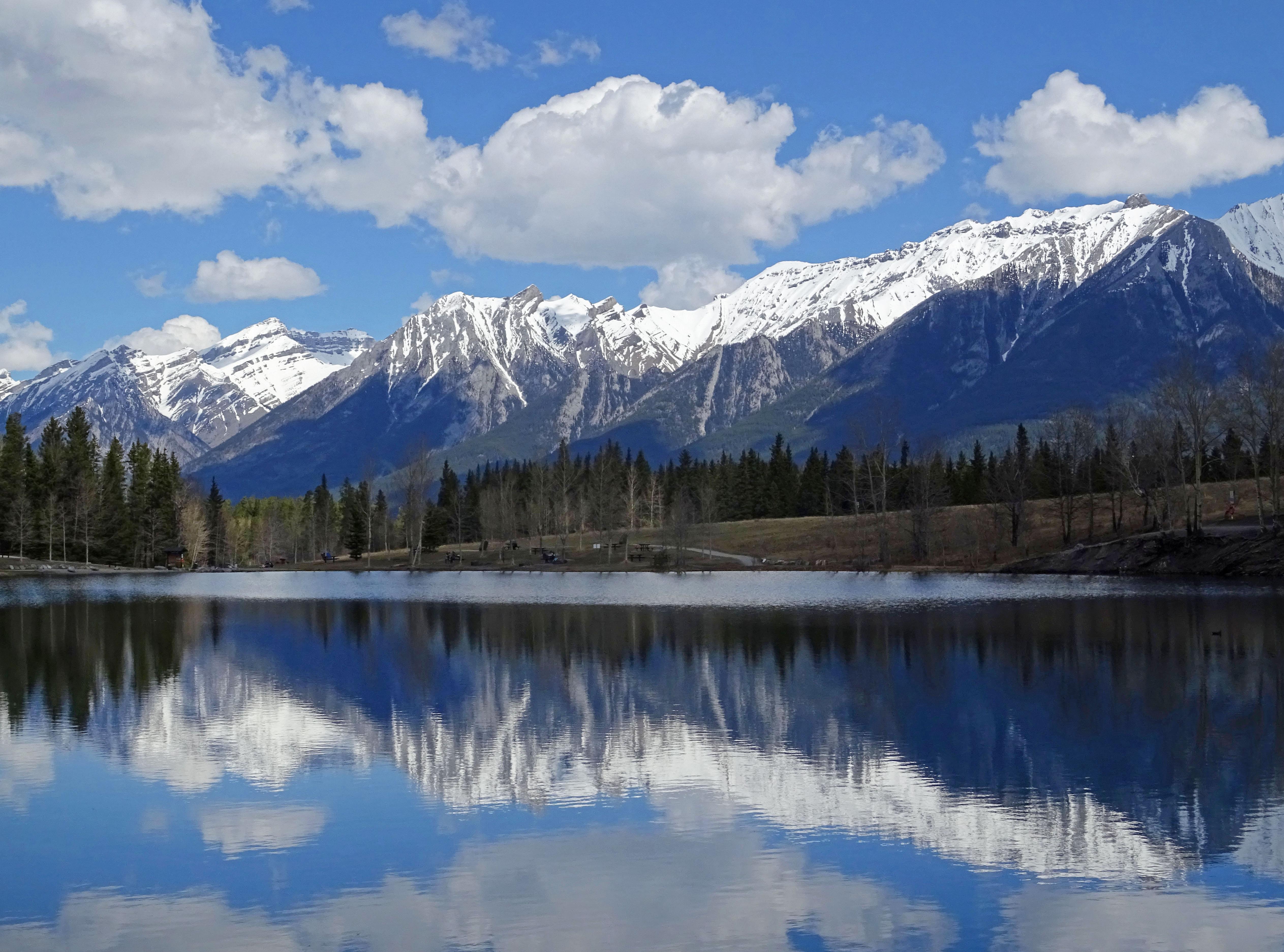 Lac Quarry, Canmore, Alberta, Canada