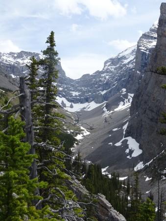 Randonnée Little Lougheed, Kananaskis, Alberta, Canada