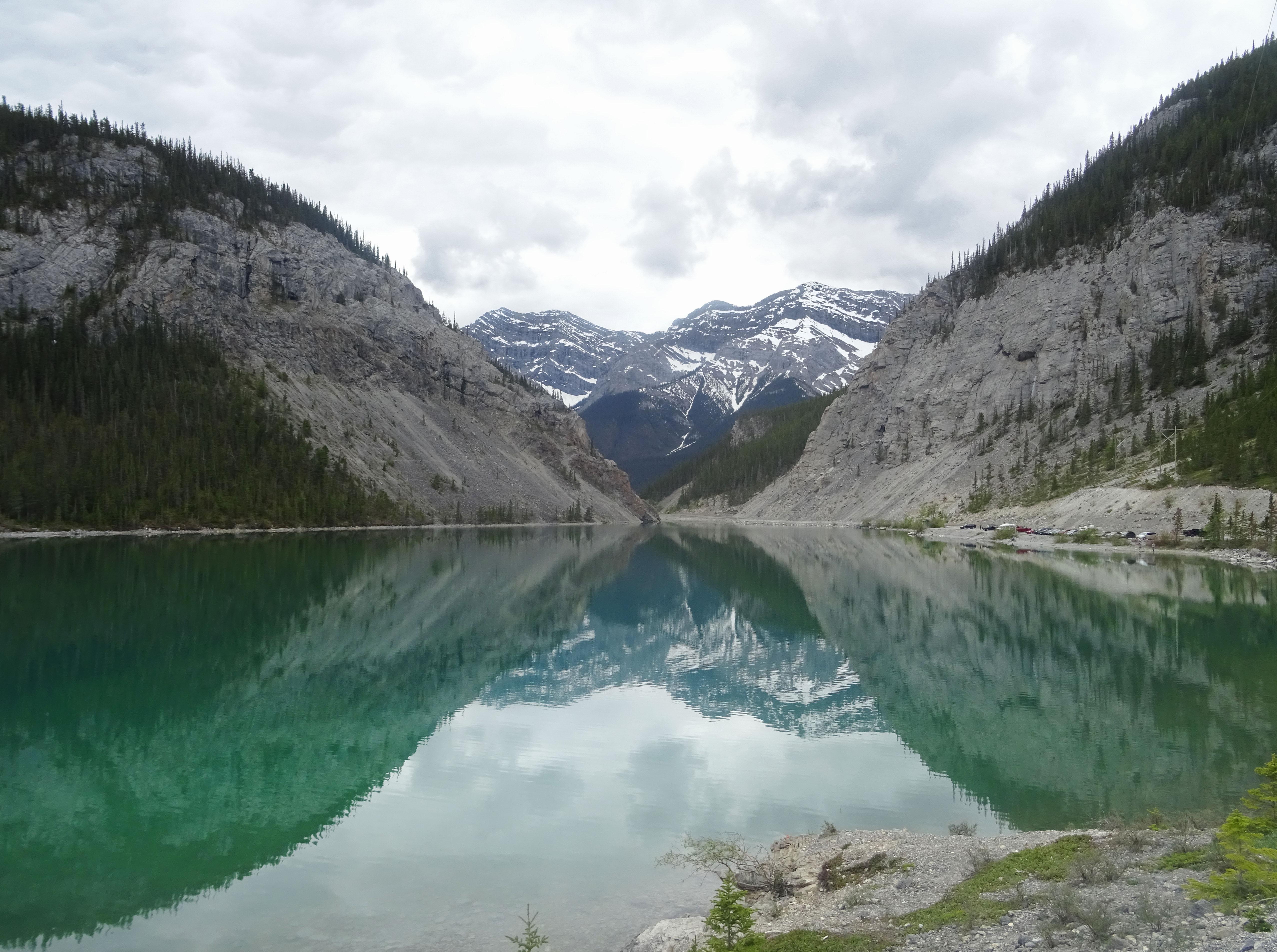 Randonnée à Canmore, Alberta, Canada