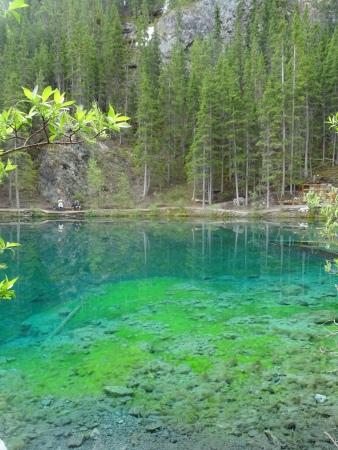 Grassi Lakes, Randonnée à Canmore, Alberta, Canada